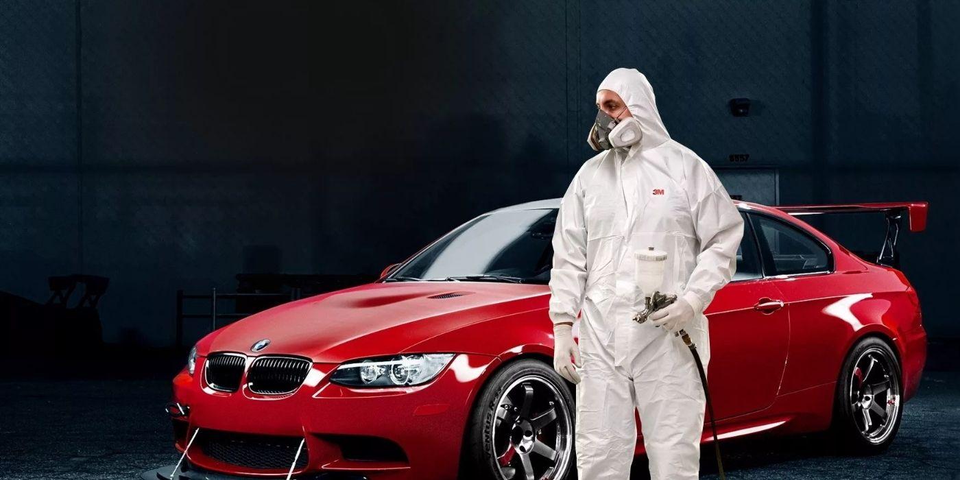 Покраска автомобиля в Краснодаре